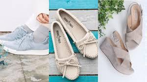 夏のスエード靴はあり絶対おしゃれなレディースシューズ17選