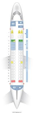 54 Uncommon Seating Chart For Embraer 170