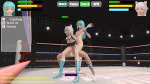 Free sex games girls wrestling