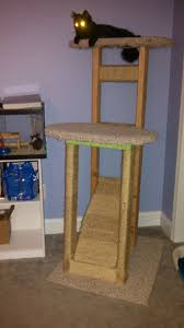 How To Build Your Own Furniture Build Your Own Cat Tree Plans Homemade Cat Tree Cattrees Make