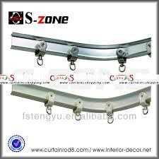 benable i beam hospital ceiling multi use aluminum curtain track kit