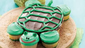 Pull Apart Turtle Cupcakes Recipe Bettycrockercom