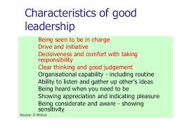 of a leader essay qualities of a leader essay
