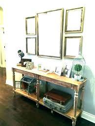 Hall Table Decor Hallway Ideas Fantastic Entry Medium Image For Decorating