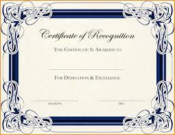Free Template Certificate Microsoft Word Template Certificate Award Valid Microsoft Word 3