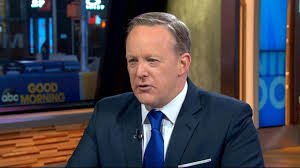 Sean Spicer Says He Was Unaware Trump Had Discussed Firing James New Sean Spicer Resume
