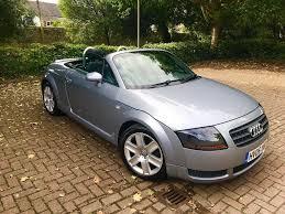 Audi TT 1.8 T Roadster 2dr 2005 IN SILVER BEAUTIFUL TT CONVERTIBLE ...