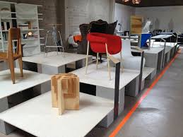 thebay furniture. JLD Parquet Table/Stool In DESIGN/MAKE: Furniture From The Bay Exhibit Thebay 0