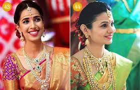 beautiful indian bridal makeup looks telugu wedding makeup looks 3 4