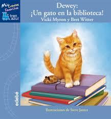 Resultado de imagen de el gato bibliotecario