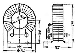 Реферат Измерительные трансформаторы тока ru Трансформатор тока ТЗЛМ