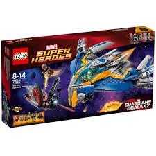 Mua đồ chơi LEGO 76021 The Milano Spaceship Rescue HCM Gía Rẻ – UNIK BRICK
