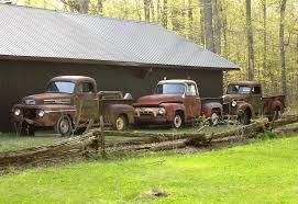 Obsolete Pickup Parts Ford trucks old antique parts 1948 1949 1950 ...