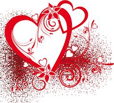 En Couleurs Imprimer Chiffres Et Formes Coeur Num Ro 136851 Dessin De Coeur Rouge A Imprimer L