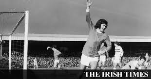 Floating on a Northampton bog: The day George Best scored six