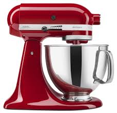 Pink Kitchen Aid Mixer Red Kitchenaid Mixer Ksm150pser