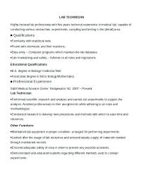 Medical Lab Technician Resume Interesting Cv Medic Tech Surdyka