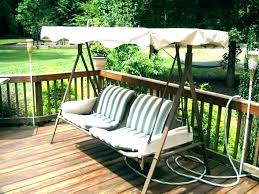 replacement swing canopy walmart patio canopy patio cushion swing outside cushions porch inch bench clearance canopy replacement swing canopy
