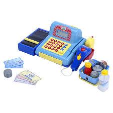 Just Like Home Cash Register - Blue - Toys R Us - Toys
