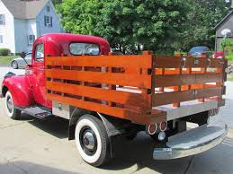 Auctions - 1946 Chevrolet Stake Body Truck | Owls Head ...