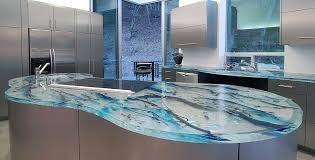 therrmed glass kitchen countertops thinkglass glass kitchen countertops home design modern