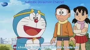 Doremon tiếng việt new series Chiếc vòng của gió - video Dailymotion