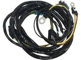 headlight feed wiring harness champion falcon, online shopping Ford Falcon Wiring Harness 60 early 63 falcon headlight feed wiring harness, w o a c 1963 ford falcon wiring harness