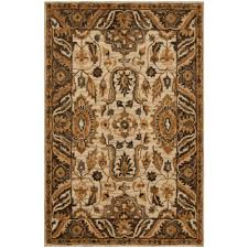 arts crafts william morris style wool area rug free
