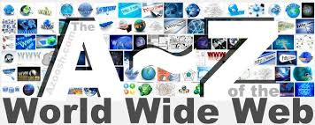 a to z of the world wide web graphic logos s banner a z azoosh