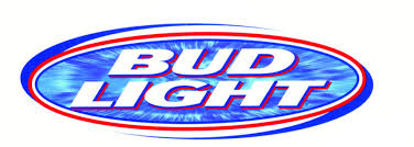 Bud Light Car Decal Budlight Corn Hole Stickers Set Of 2