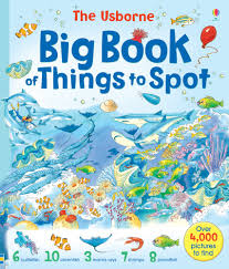 big book of things to spot gillian doherty 9780746053010 books amazon ca