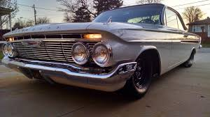 Mild Custom Bubbletop: 1961 Chevrolet Impala 331/4-Speed   Bring a ...