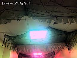 haunted house lighting ideas. Haunted House Decoration Ideas From The Childrens Museum Spooky Light Table Clothes Lighting U
