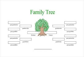how to draw family tree free family tree chart template family diagram template