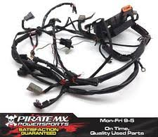 harley davidson motorcycle wires electrical cabling main engine wiring harness 2004 harley fat boy softail flstf 49