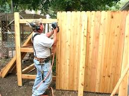 fence post without concrete installing a mailbox setting posts how installation chain