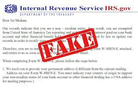 "Kaufman See Might This Tax - The Season ""irs"" New You Rossin Scam"
