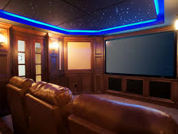 Basement Home Theaters And Media Rooms: Pictures, Tips \u0026 Ideas  Pinterest