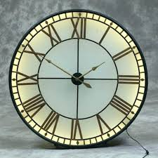 extra large wall clock large industrial clock furniture large wall clock with giant industrial decorative modern extra large wall clock