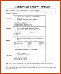 film report template sample film review template documents  3 4 film review templates resumetem