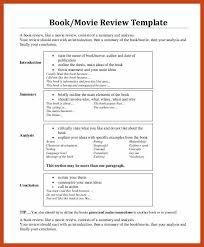 film report template sample film review template documents  3 4 film review templates resumetem