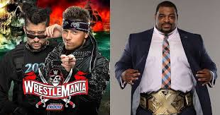 Wrestlemania 37 will be taking place on april 10th and 11th at raymond james stadium in tampa bay. Wwe Wrestlemania 37 Undergoes Changes Due To Injuries Keith Lee S Absence Explained