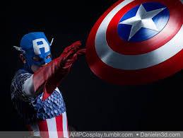 america ppt template captain america powerpoint template smartbykrae com