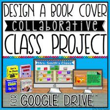 design a book cover collaborative cl project