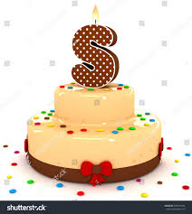 Royalty Free Stock Illustration Of 3 D Cute Letter S Rendering