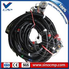 sumitomo wiring harness sh external wiring harness sumitomo external wiring harness for sumitomo sh210 5 sh240 5 excavator external wiring harness