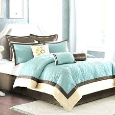 blue king size bedding brown and blue king size comforter sets teal and brown king size blue king size bedding