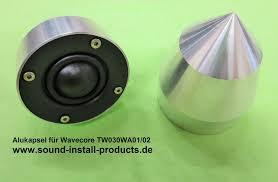 Kapsel 1070 Für Wavecore Hochtöner Tw030wa0102