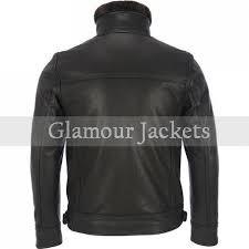 wilsons leather mens er leather jacket w detachable fauxfur