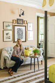 Lauren Liessu0027 Master Suite In The 2016 Southern Living Idea House